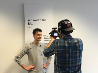Timo interviewed by Dennsi