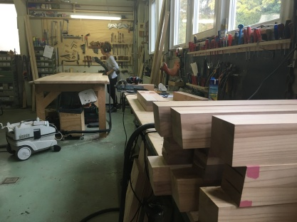Nederlands Hout workshop